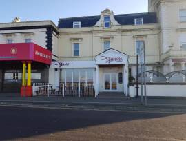 Free of Tie, Large Seafront Bar in Coastal Town