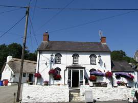 CARMARTHENSHIRE - TEIFI VALLEY FREEHOUSE SET IN INTERNATIONALLY RENOWNED BEAUTY SPOT