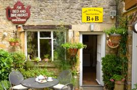 A REPUTABLE TEA ROOM WITH B&B ACCOMMODATION - REF 161294