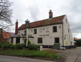 Prominent Pub To Let in South Walsham, Norwich