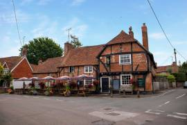 HAMPSHIRE - ATTRACTIVE VILLAGE PUB WITH LETTING ROOMS