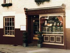 KENT - CANTERBURY COFFEE SHOP & PATISSERIE
