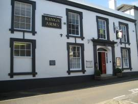 DEVON - FREEHOUSE WITH ROOMS
