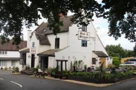 WORCESTERSHIRE - DELIGHTFUL VILLAGE GREEN FREE HOUSE